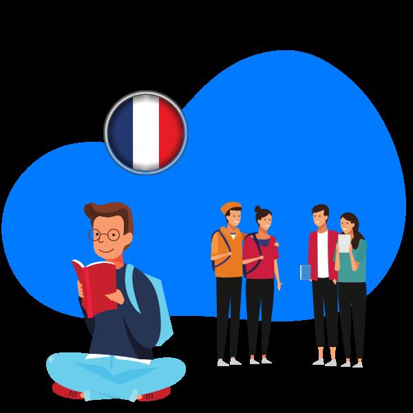 kurs francuskog za osnovce i srednjoskolce