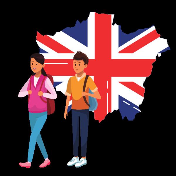 Kursevi za djecu u Velikoj Britaniji